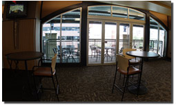 Pnc Park Hall Of Fame Club Pittsburgh Pirates