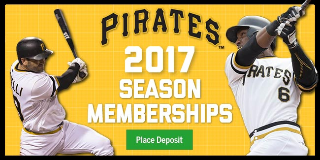 2017 Season Ticket Memberships
