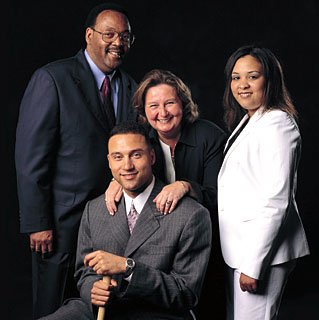 Jeter Family Portrait