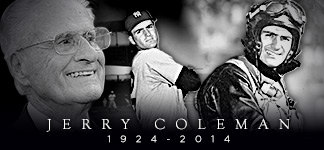Jerry Coleman - 1924-2014