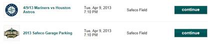 Game Dates