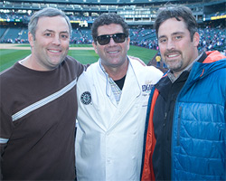 Meet Mariners legend Edgar Martinez