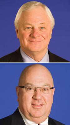 Chuck Armstrong & Jack Zduriencik