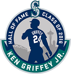 Griffey Hall of Fame Logo