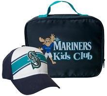 Kids Club Membership Items