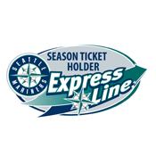 Season Ticket Holder Express Lines