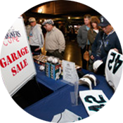 Mariners Care Garage Sale