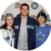 Mariners Photo Zone presented by 710 ESPN Seattle