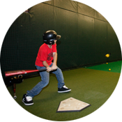 Big League Batting Cage