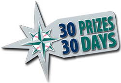 30 Prizes in 30 Days
