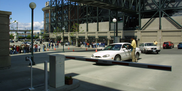 Preferred parking in Safeco Field Garage for every two tickets