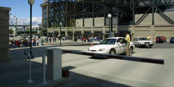 Preferred parking pass to Safeco Field Garage for every two tickets