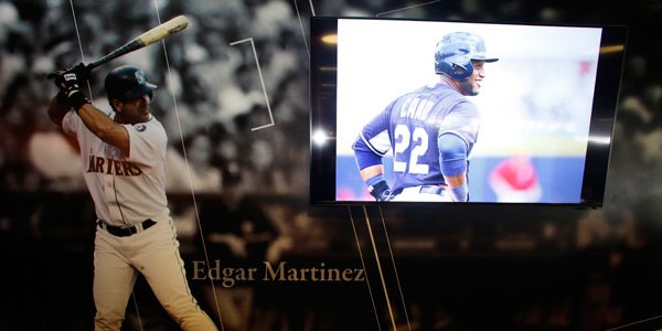 Updated decor features Mariners big hitters, plasma TVs and more