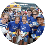 Weather Education Day at Safeco Field
