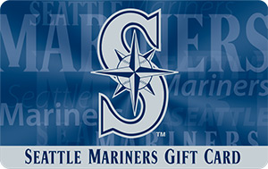 Seattle Mariners Gift Card