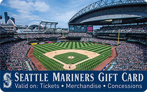 Safeco Field Gift Card