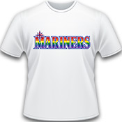 Mariners LGBT Night T-shirt