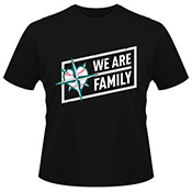 We Are Family Shirt