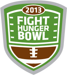 Kraft Fight Hunger Bowl logo