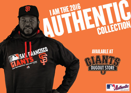 Giants Dugout Store