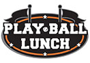 Play Ball Lunch Logo