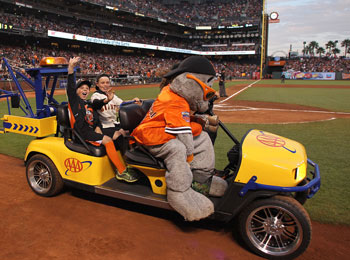 Lou Seal-ebrity Ride