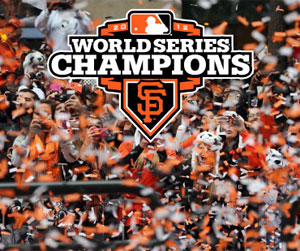 Giants Win the Series!