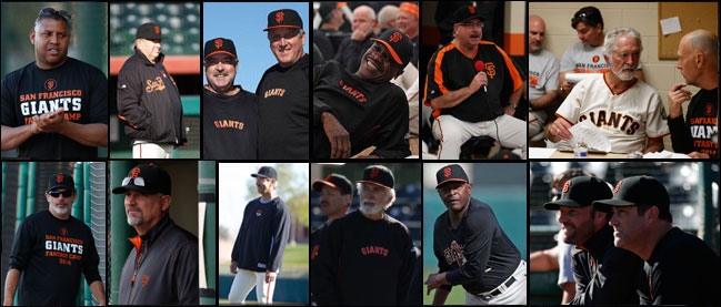 Fantasy Camp Coaches collage