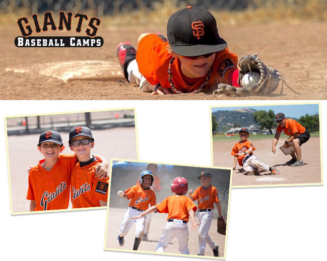 Giants Youth Camps