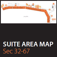 Luxury Suite General Information Map