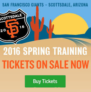 Spring Training Tickets