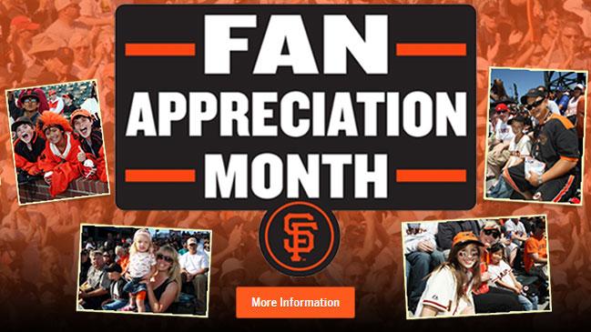 Fan Appreciation