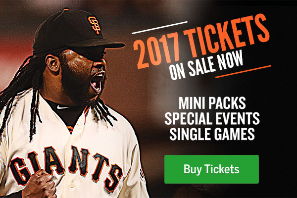 2017 Regular Season Single Game Tickets go on sale Saturday 2/11 at 8am PT