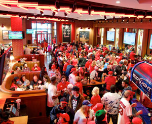 Cardinals Nation Restaurant & Bar