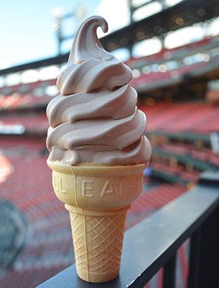 Ice Cream (Soft Serve Cake Cone)