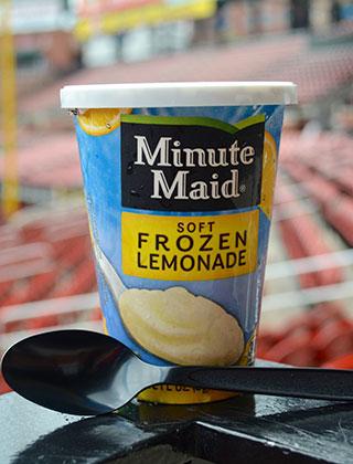 Lemonade (Frozen Lemon Chillers)