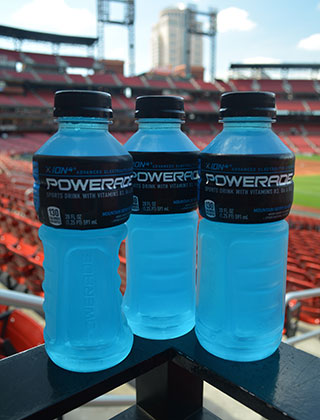 Powerade (Zero & Mountain Blast)