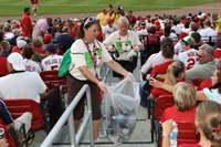 Cardinals Recycle