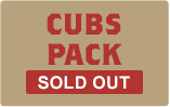 Cubs Pack (5 Games)