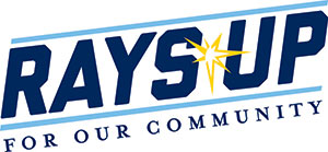 Rays Up in the Community