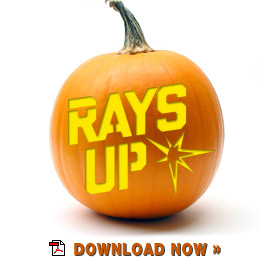 Download Rays Up stencil