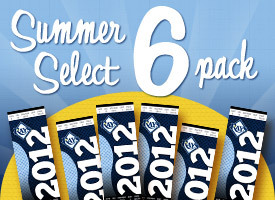 Summer Select Six Pack