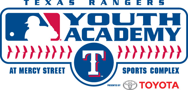 Rangers MLB Youth Academy at the Mercy Street Sports Complex