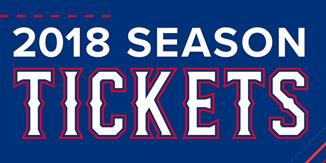 Rangers 2018 Season Tickets deposits available now
