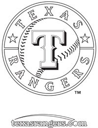 Rangers Captain Coloring Page 4