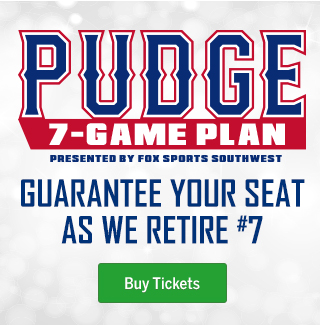 Pudge 7-Game Plan. Learn More.
