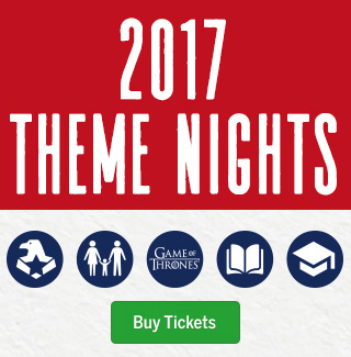 2017 Theme Nights. Learn More.