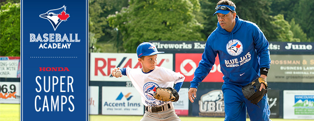 Blue Jays Honda Super Camps