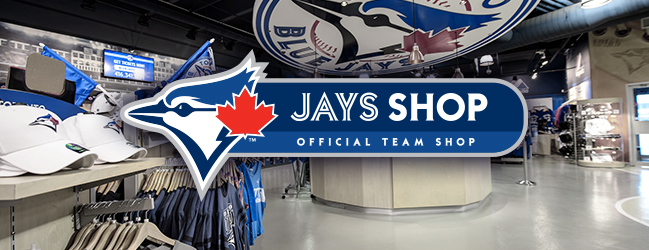 Official Shop of the Toronto Blue Jays