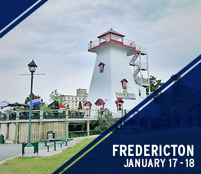 Fredericton January 17-18
